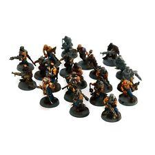 Warhammer 40k Chaos Space Marines - Dark Vengeance Tetchvar and Anarkus Cultists
