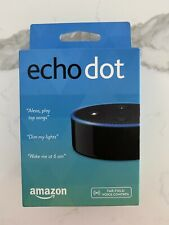 Amazon Echo Dot (2nd Generation) Smart Speaker - Black