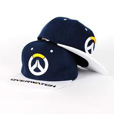 Overwatch Caps Logo Snapback Hat Adjustable Baseball Hip-hop Hats Souvenir Gifts