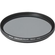 Nikon 62mm Circular Polarizer Glass Filter NIK62CPL, London