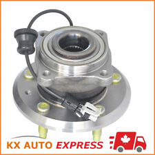 REAR WHEEL BEARING & HUB ASSEMBLY FOR PONTIAC TORRENT 2007 2008 2009