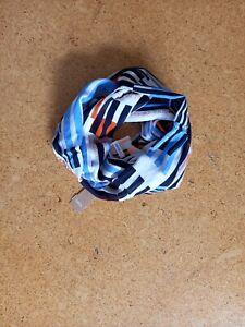 Cecil Loop Schlauchschal Alloverprint Stripes Viskose ** Neu