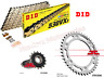 DID Gold XRing Chain and Quiet JT Sprocket Kit for Honda CBR1000RR 2008 to 2015