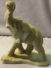 Elephant Statue - Ivory Color