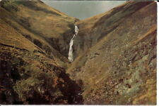 Scotland: Grey Mare's Tail Waterfall near Moffat - Unposted c.1960's