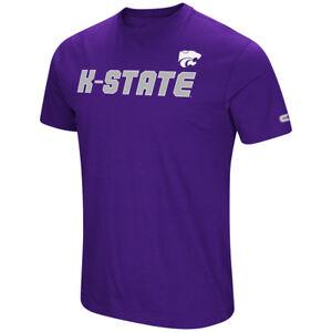 """Kansas State Wildcats NCAA """"Water Boy"""" Men's Dual Blend S/S T-Shirt"""