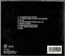 VASCO ROSSI ma cosa vuoi che sia una canzone CD 1985 RTI rimasterizzato RARO