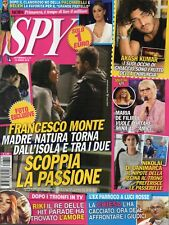 Spy 2018 12.Francesco Monte & Paola di Benedetto,Akash Kumar,Bella Thorne,Riki