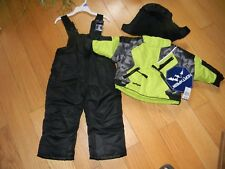 NORTHPEAK Boys Size 12 Months Snowsuits-Coats & Snowpants-New with Tags!