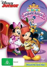 Mickey Mouse Clubhouse - Minnie-Rella (DVD, 2015)