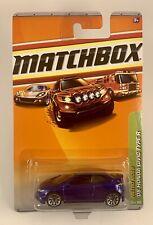 2010 Matchbox 08 Honda Civic Type R BLUE  VHTF