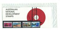 AD268) Australia 1970 National Development Stamp Pack MUH