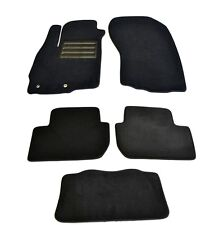 Carpeted Car Floor Mats Luxury 17 mm Fully Tailored fit Outlander XL 2007-2012
