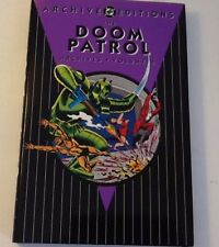 Doom Patrol Archives 4