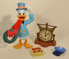 "VERY RARE 2003 Donald Duck 5.25"" Action Figure Disney A Christmas Carol"