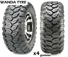 KIT 4 GOMME QUAD ATV 26X9R-14 E 26X11R-14 6 TELE