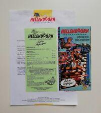 Freizeitpark Hellendoorn - Prospektmaterial - 1995