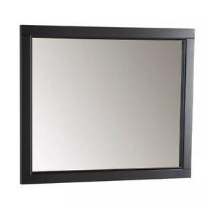 26-inch L x 31-inch W Bathroom Vanity Mirror