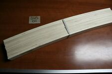 Queen Platform Bed arched Support Slats wood replacement qty. 13