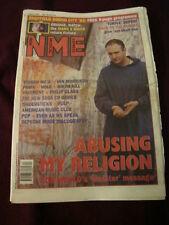 NME 1993 APR 3 BOB MOULD STEREO MCS VAN MORRISON PULP DEPECHE MODE TINDERSTICKS