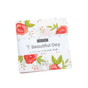 BEAUTIFUL DAY - Moda Charm Pack 42pcs **EARLY RELEASE**