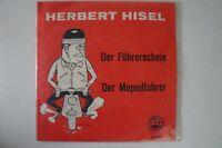 Herbert Hisel Der Füherschein Der Mopedfahrer Tempo EP4142 B4398