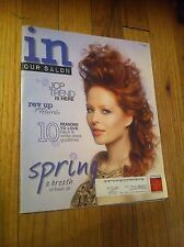 IN OUR SALON JCPENNEY HAIR STYLIST March April 2010 Magazine Hairdresser Beauty