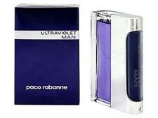 ULTRAVIOLET by Paco Rabanne 3.3 / 3.4 oz edt Cologne Spray NEW in BOX
