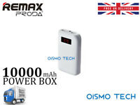 REMAX PRODA 10000mAh External Battery Charger Portable Power Bank LCD Display