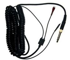 Sennheiser HD25 C II Coiled Cable - 3.0m Straight Jack & Adapter HD 25 523877