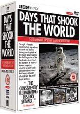 Days That Shook The World Seasons 1-3 31 EPS but Unsealed Reg 2 BBC DVD