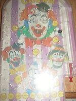Wolverine Toy Tumbleball Clown Pinball Vintage tabletop  Game