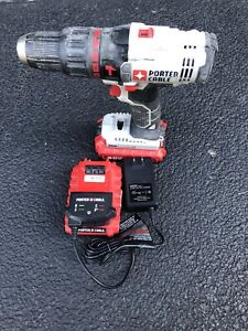 porter cable 20v drill combo