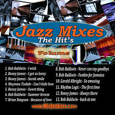 DJ White Rock Jazz Mixes (The Hit's) vol.1
