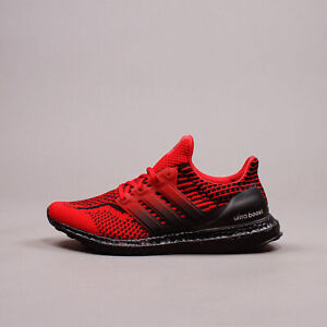 Adidas Running Ultraboost 5.0 DNA Red Black Parley New Men workout gym H01014