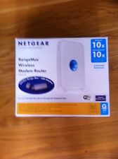 Netgear 108 MB/s 1 PORTE 10/100 Router Wireless G (DGB111PN-100UKS)