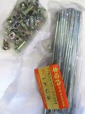 Suzuki RM80  nos front spoke set 1980-1981  55320-20301