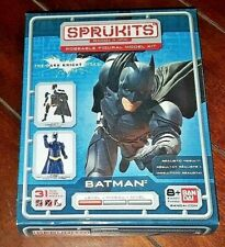 Sprukits 31pcs Poseable Figural Model Kit: The Dark Knight Rises - Batman