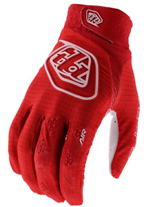 TROY LEE DESIGNS TLD YOUTH BOYS GIRLS RED AIR MTB CYCLING GLOVES sizes M L