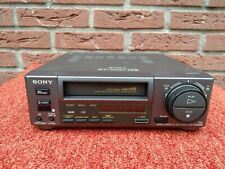 SONY EV-C500E Hi8 Video8 HiFi Stereo PAL 19406 low hour deck + 24M warranty