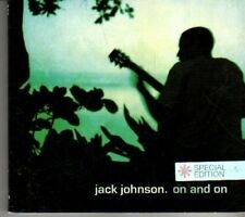 (DF949) Jack Johnson, On And On - 2003 Sp Ed CD