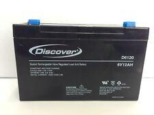 BATTERIA DISCOVER D6120 6V 12 AH