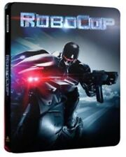 Robocop 2014 Steelbook - Limited Edition BLURAY Region B