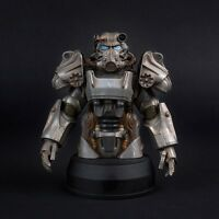 New Fallout T-60 Power Armor Bust - Figure Statue  2 3 4 5 New Vegas Bobblehead