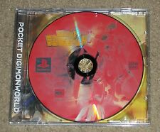 Pocket Digimon World (Playstation) Import