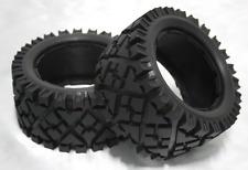 Rear All terrain Tires 2PCS fit 1/5 HPI Rovan King Motor baja 5B
