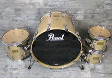 Pearl Masters BRX 22,10,12,14 Platinum Mist Drumset Schlagzeug  ?TOPZUSTAND?