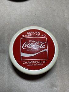 Genuine Russell Coca-Cola Championship Yo-Yo (2-66)