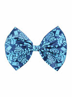 Doctor Who Damask Hair Bow