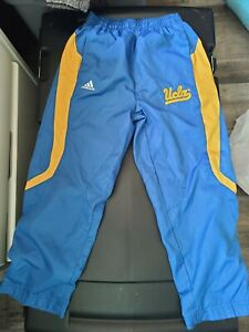 Adidas Team  UCLA Bruins Warm-Up Pants Boys Size 5/6. Great condition.